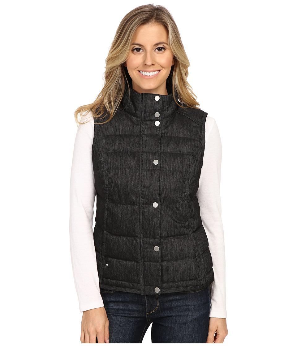 Spyder - Vyvyd Synthetic Down Vest (Black Denim Fabric) Women's Vest
