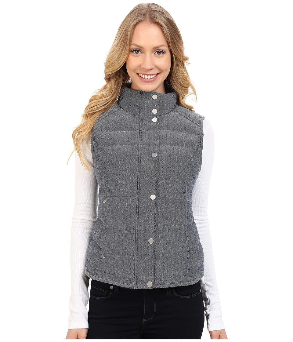 Spyder - Vyvyd Synthetic Down Vest (Sagan Tweed Fabric) Women