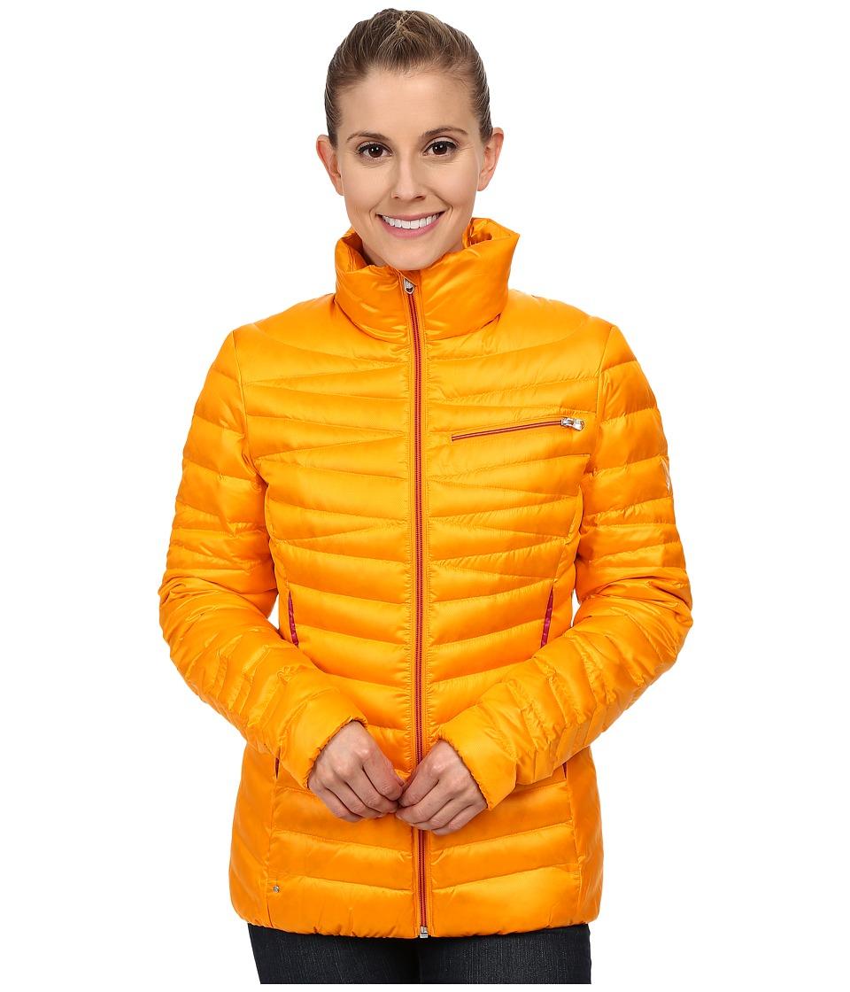 Spyder - Timeless Down Jacket (Edge/Wild) Women's Coat