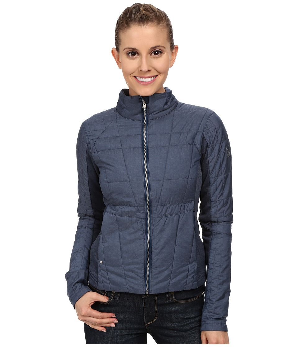 Spyder - Lucid Insulator Jacket (Sagan/Silver) Women's Coat