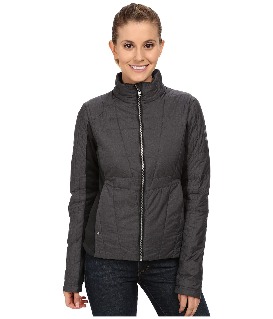 Spyder - Lucid Insulator Jacket (Black/Black) Women's Coat