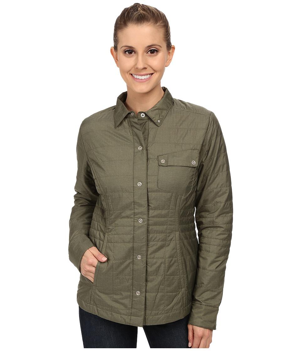 Spyder - Lyv Insulator Shirt (Guard) Women's Coat