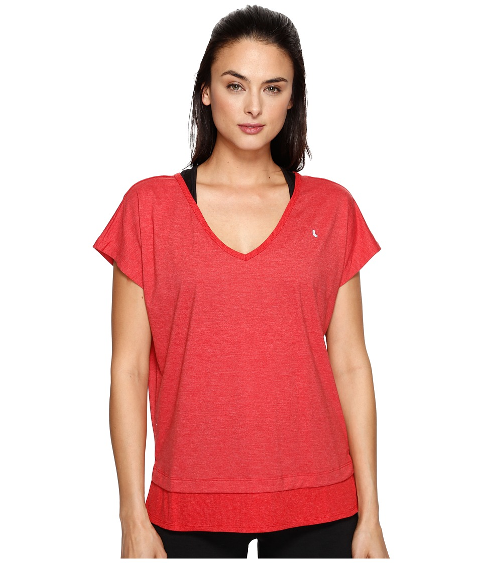 Lole - Stacey Top (Samba) Women's Short Sleeve Pullover