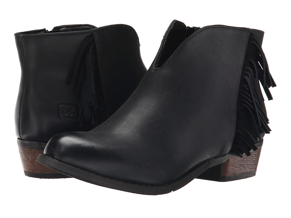 Dirty Laundry - Chitchat (Black) Women's Zip Boots