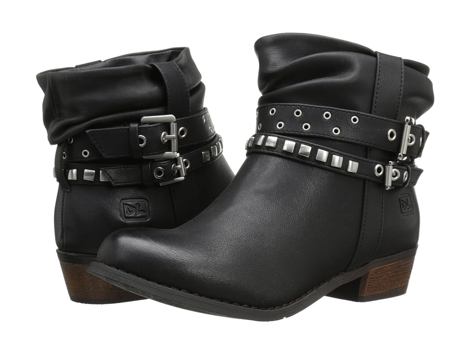 Dirty Laundry - Chestnut (Black) Women's Pull-on Boots