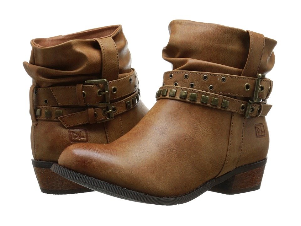Dirty Laundry - Chestnut (Cognac) Women's Pull-on Boots