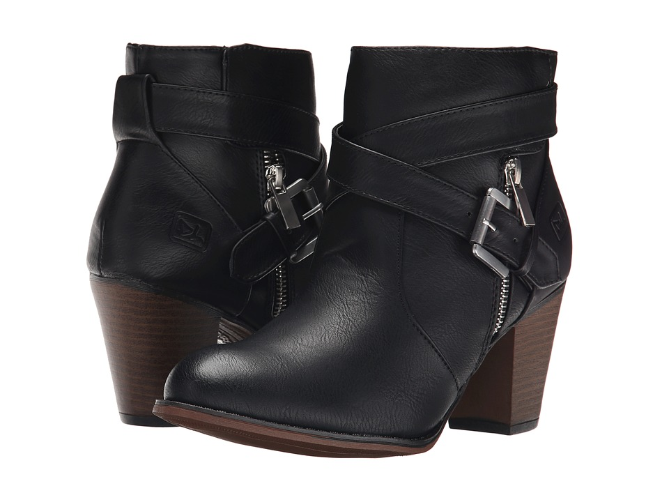 Dirty Laundry - Dallas (Black) Women's Zip Boots