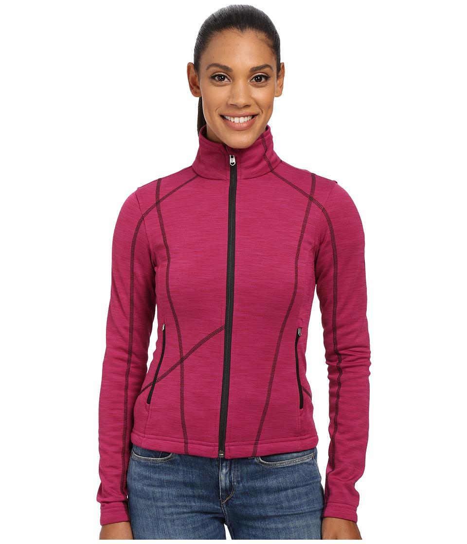 Spyder - Bandita Fleece Jacket (Wild/Black) Women