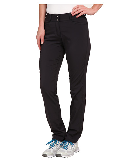 adidas Golf - Advance Fall Weight (Black) Women's Casual Pants