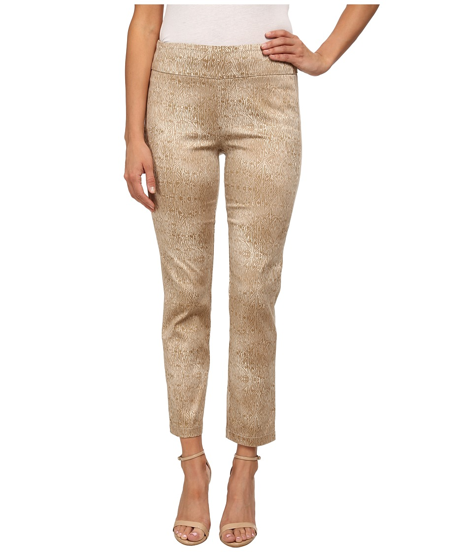Miraclebody Jeans Judy Ankle Pants (Natural White) Women