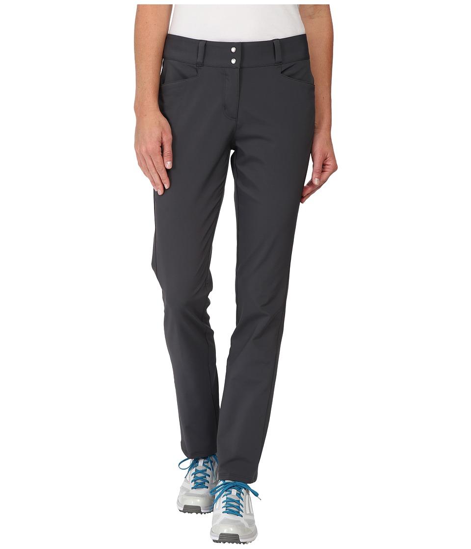 adidas Golf - Advance Fall Weight (Dark Grey Heather Solid Grey) Women