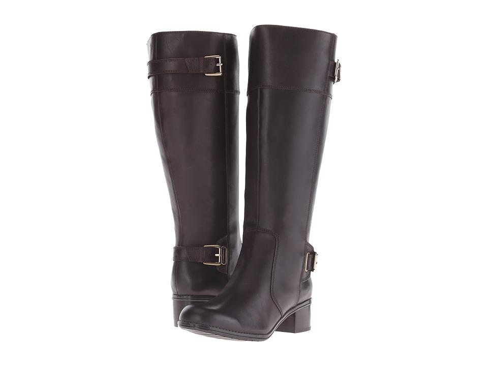 Bandolino - Castinw (Dark Brown/Dark Brown Wide Leather) Women