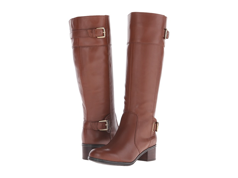Bandolino - Castin (Brown/Brown Leather) Women
