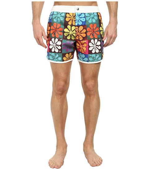 Mr.Turk - Surfside Boardshorts (Multi 1) Men's Swimwear