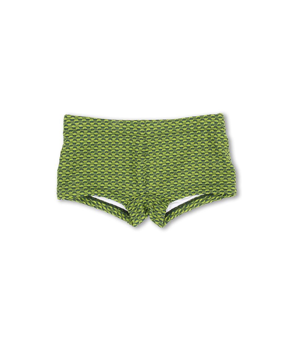 Mr.Turk - Sorrento Trunk (Green) Men's Swimwear