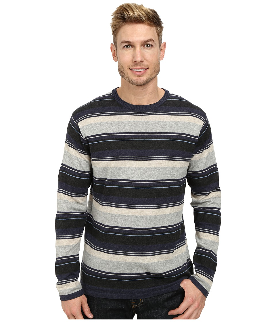 Quiksilver - Lost Creek Sweater (Night) Men
