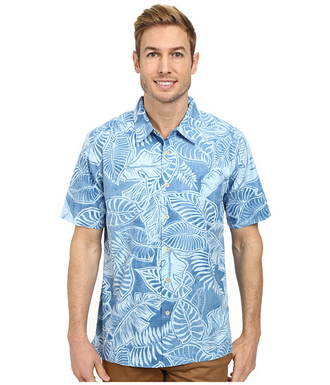 Quiksilver - Manoa Woven Top (Wave) Men's Clothing