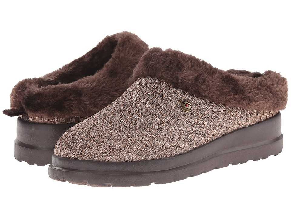 BOBS from SKECHERS Cherish Snugglers (Bronze) Women
