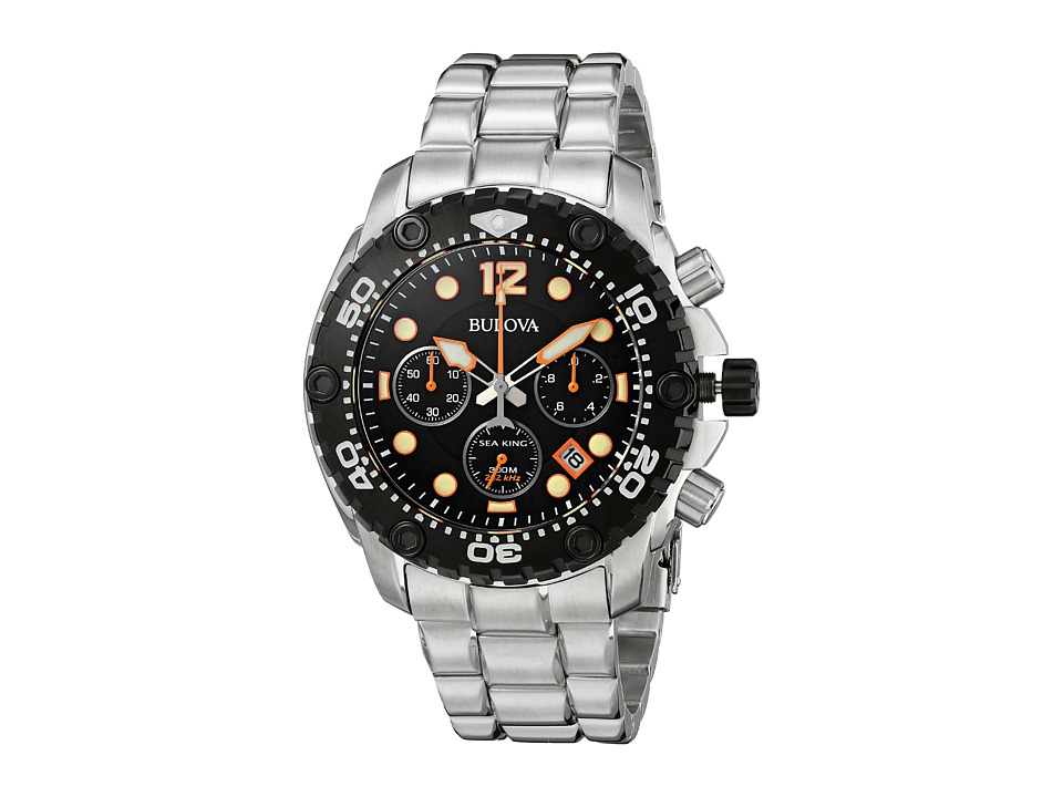 Bulova - Sea King - 98B244 (White) Watches