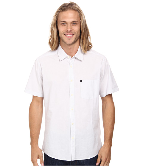 Quiksilver - Everyday Woven Top (Surfstripe High Rise) Men