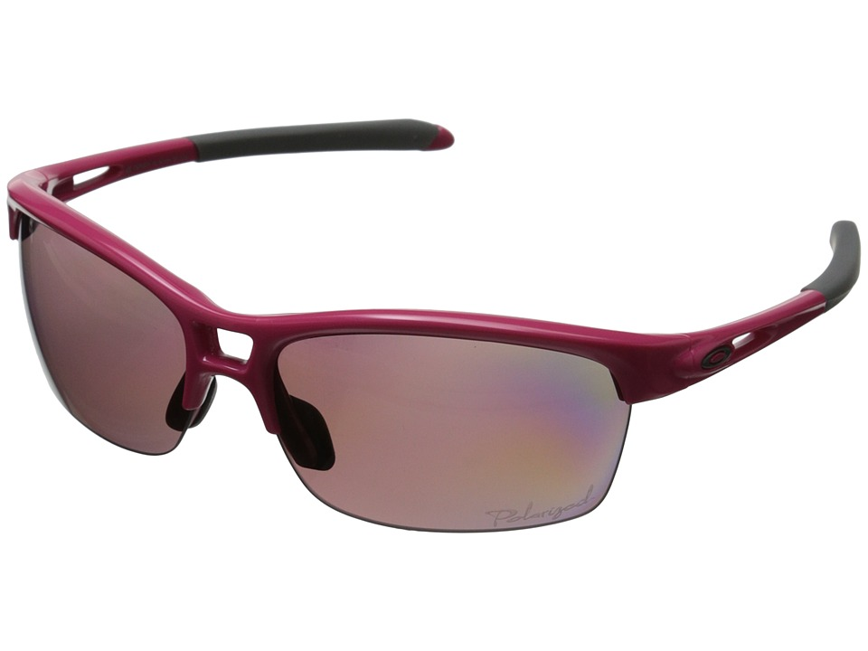 Oakley - RPM (Pink/OO Grey Polarized) Sport Sunglasses