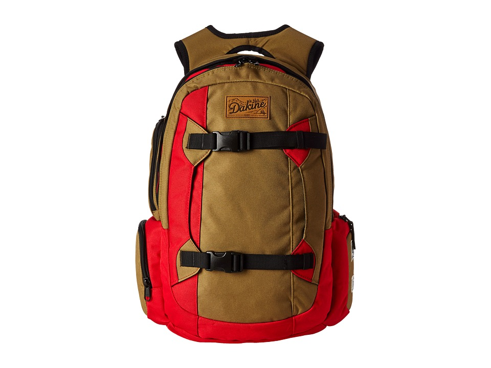 Dakine - Mission Backpack 25L (Gifford) Backpack Bags