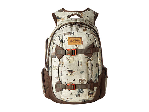 Dakine - Mission Backpack 25L (Trophy) Backpack Bags