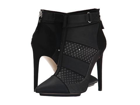 GX By Gwen Stefani - Cargo (Black/Black Matte Vachetta/Mic Suede) High Heels