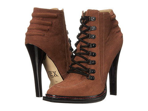 GX By Gwen Stefani - Teardrop (Cognac Micro Suede) Women's Boots