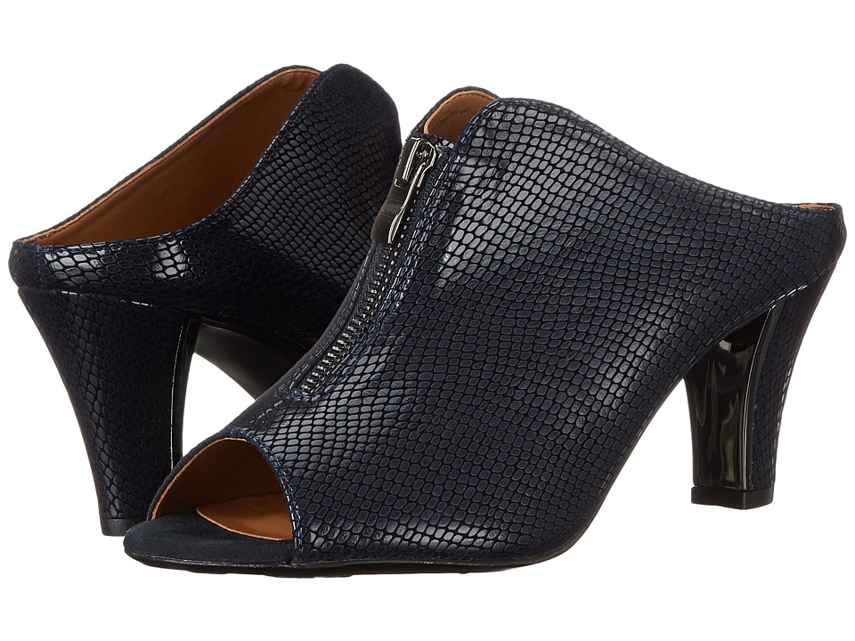 J. Renee - Franca (Midnight Blue) Women's Shoes