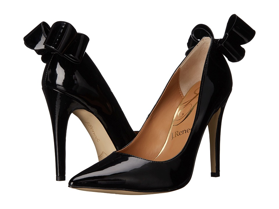 J. Renee - Kete (Black) High Heels