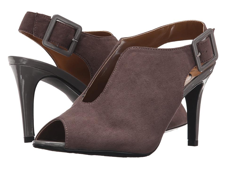 J. Renee - Myra (Gray) Women's Shoes