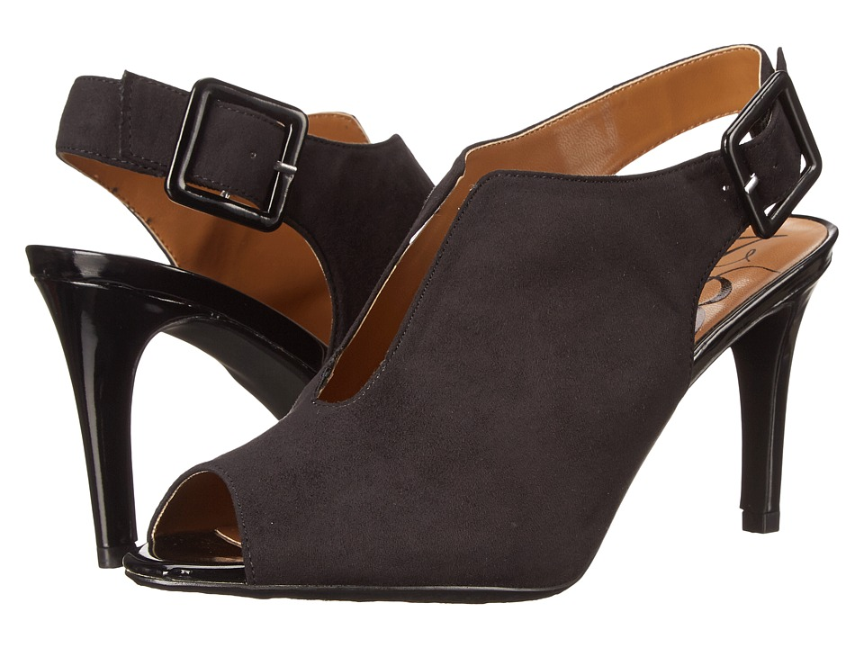 J. Renee - Myra (Black 1) Women's Shoes