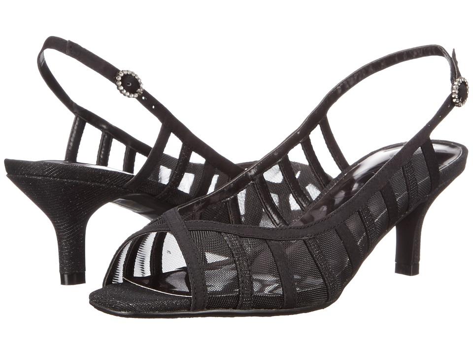 J. Renee - Rebeka (Black) Women's Shoes