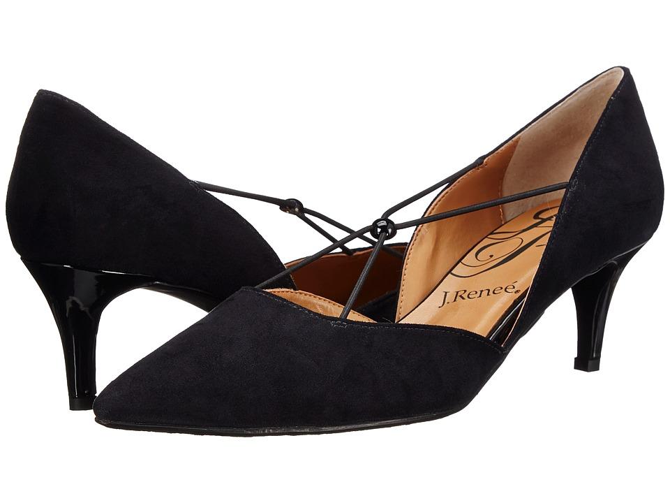 J. Renee - Veeva (Black 1) Women's Shoes