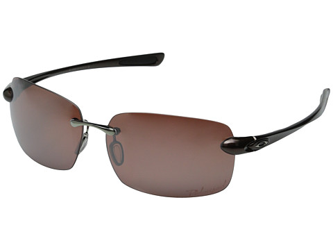 Oakley - Quest (Chocolate/Black) Sport Sunglasses