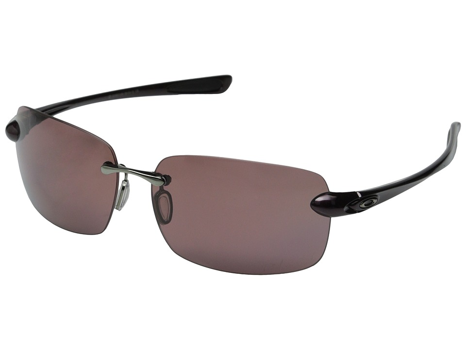 Oakley - Quest (Raspberry Spritzer/Grey) Sport Sunglasses