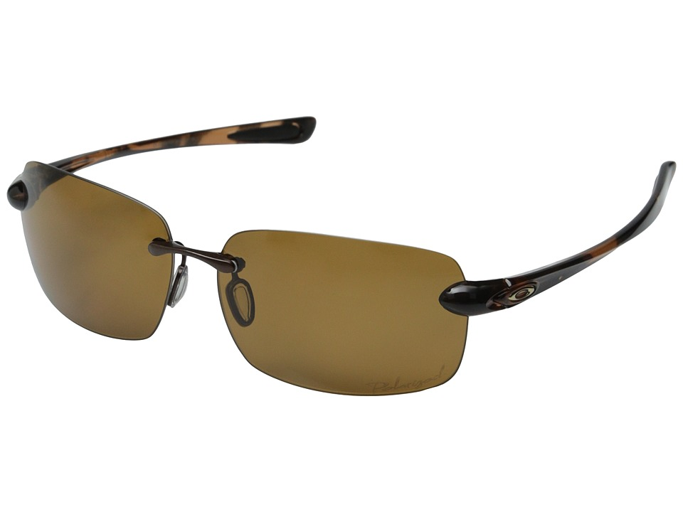 Oakley - Quest (Tortoise/Bronze) Sport Sunglasses