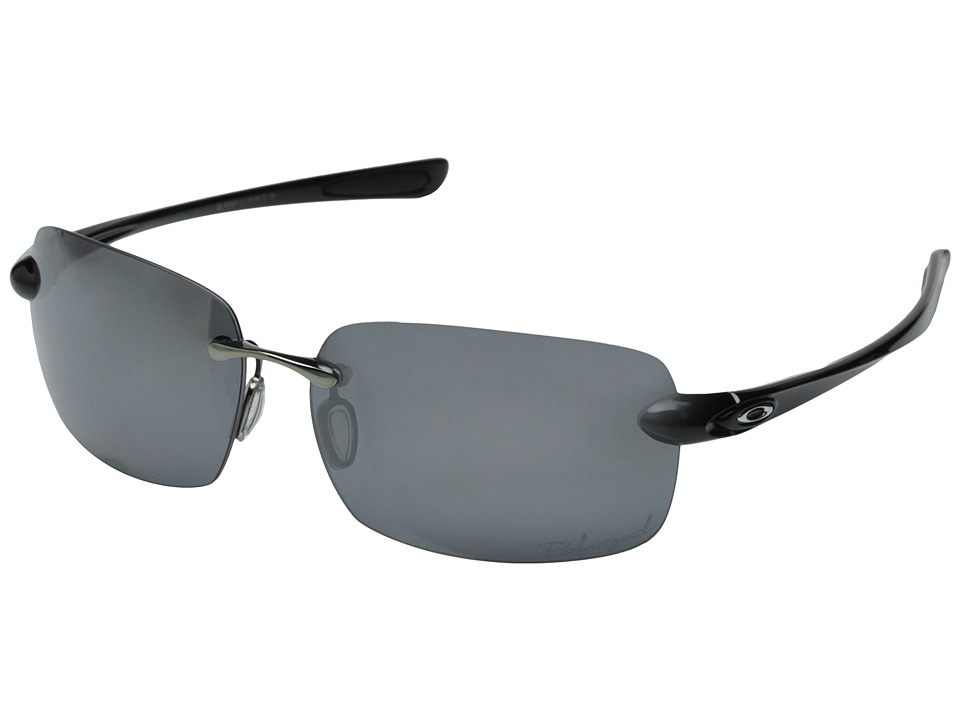 Oakley - Quest (Polished Black/Black) Sport Sunglasses