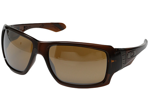 Oakley - Big Taco 009173-03 (Polished Rootbeer) Sport Sunglasses