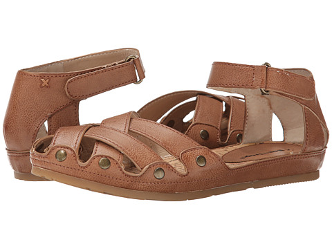 Bare Traps - Kathie (Brush Brown Imitation Leather) Women