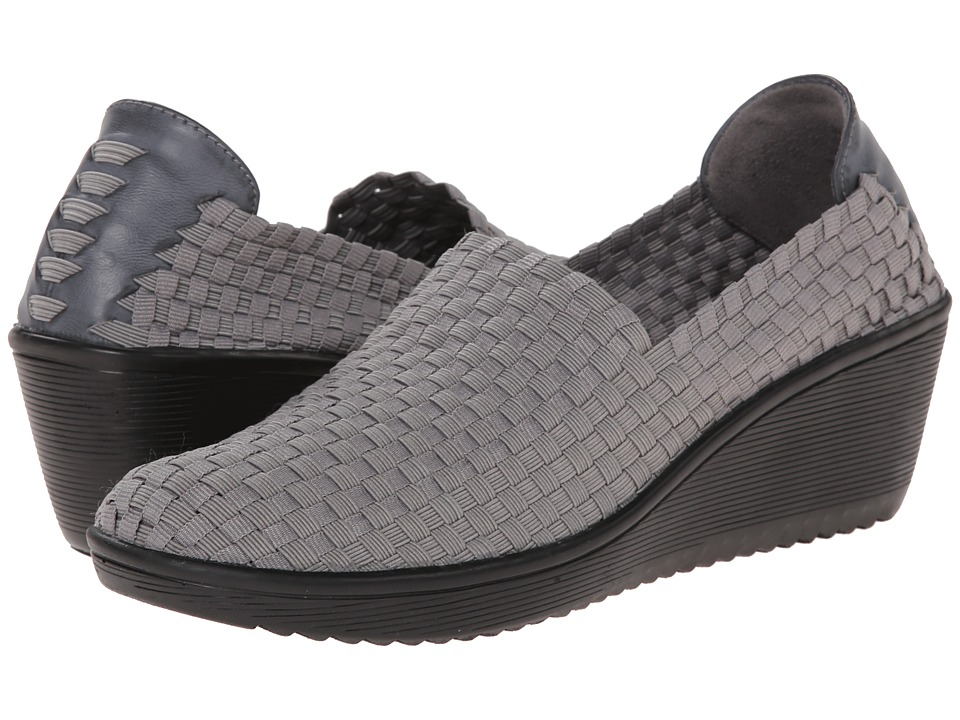 Bare Traps - Ulricka (Grey) Women's Shoes