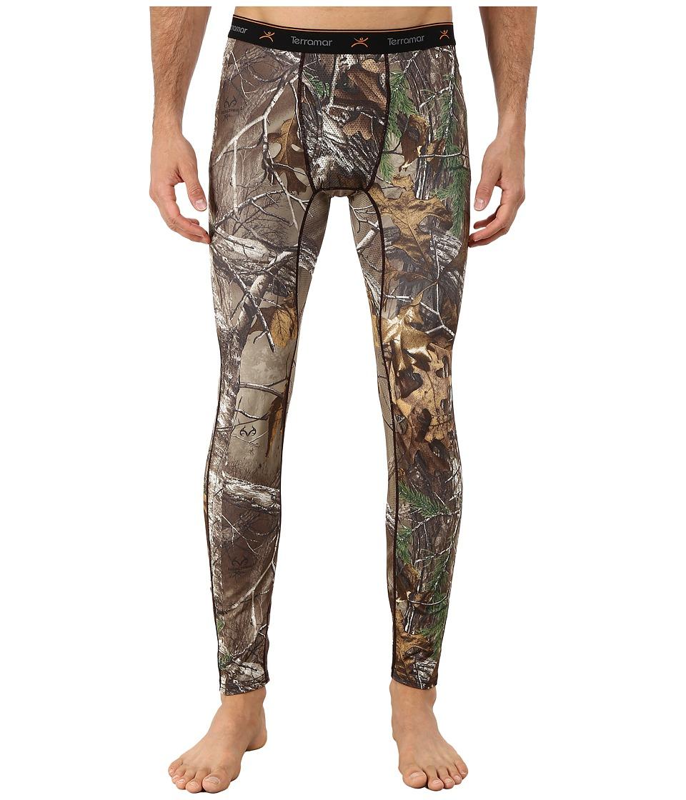 Terramar - 2.0 Stalker Pants (Realtree Xtra) Men's Underwear