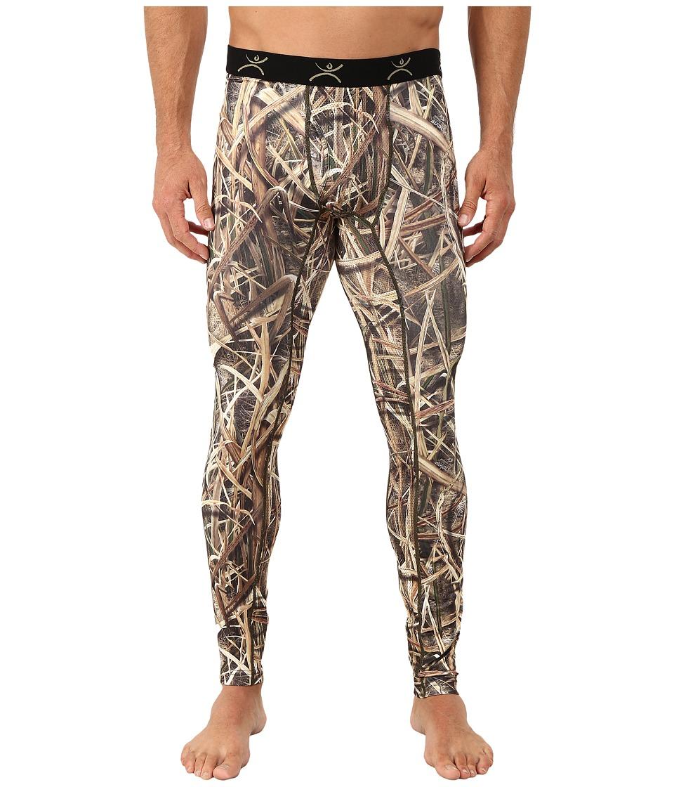Terramar - 2.0 Stalker Pants (Mossy Oak Blades) Men's Underwear