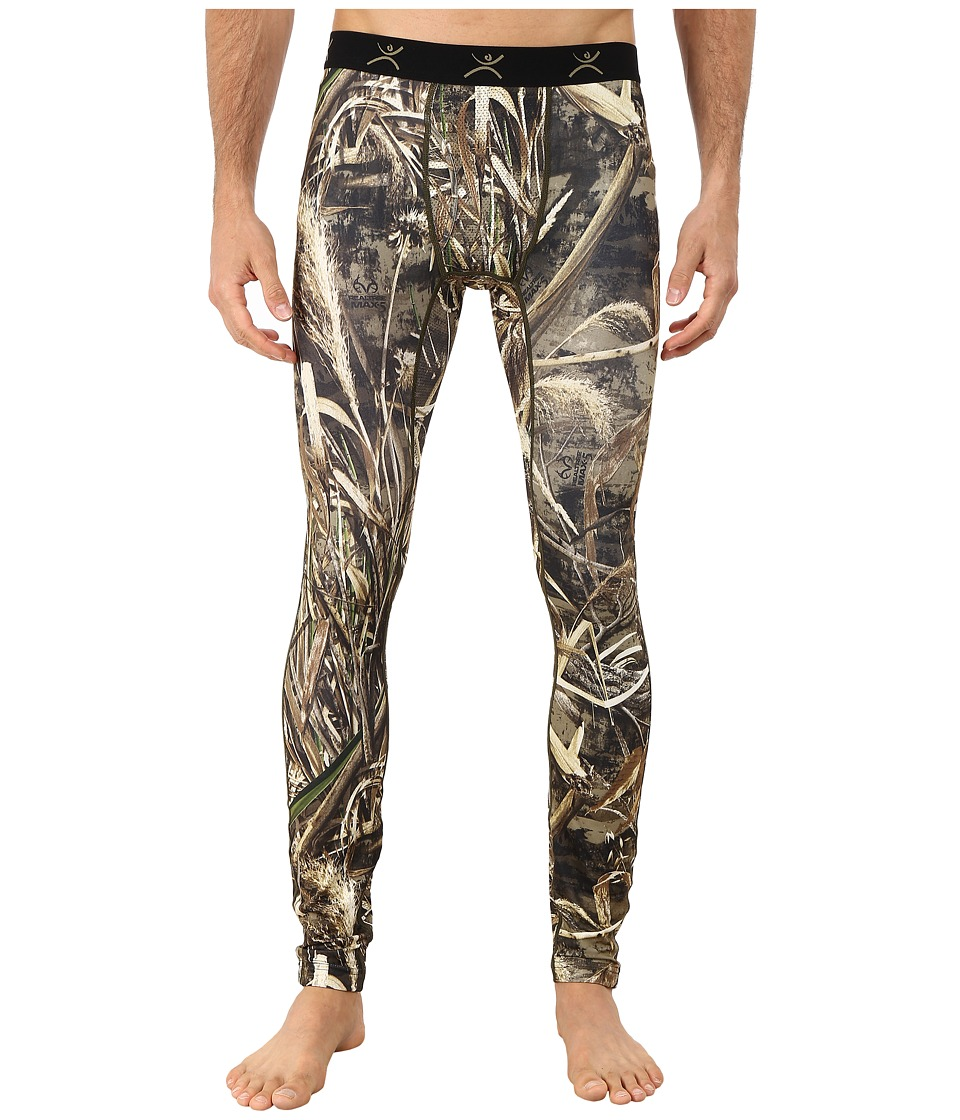 Terramar - 2.0 Stalker Pants (Realtree Max 5) Men's Underwear