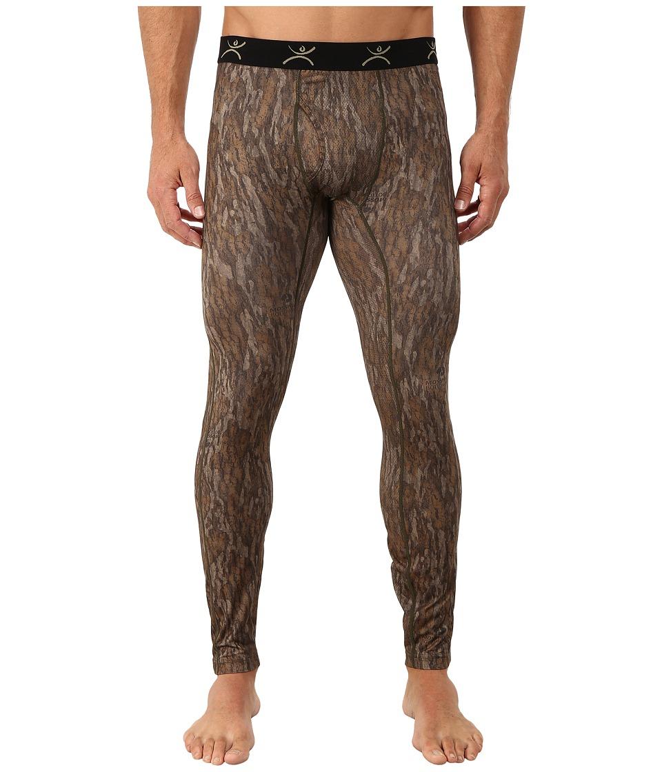 Terramar - 2.0 Stalker Pants (Mossy Oak Bottomland) Men's Underwear