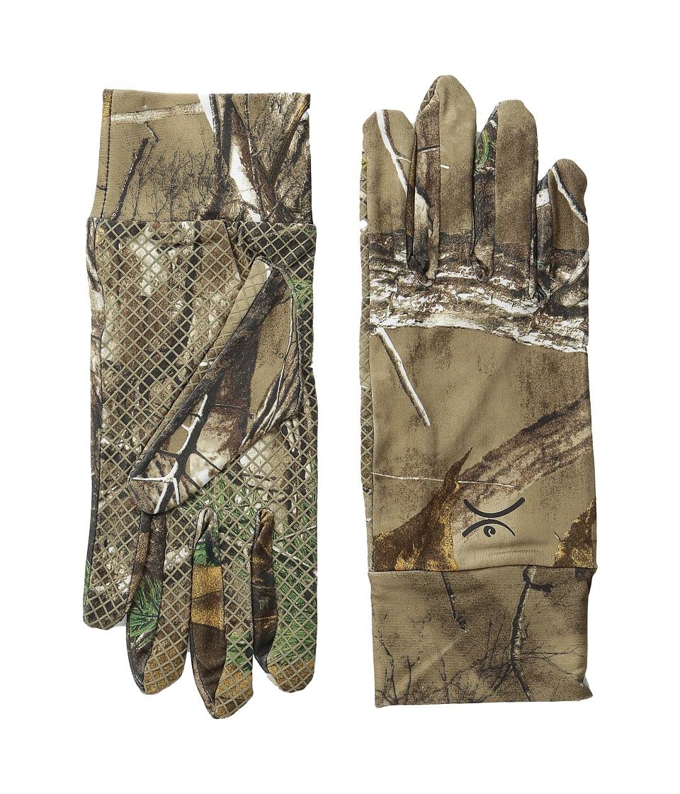 Terramar - 2.0 Stalker Glove Liner (Realtree Xtra) Liner Gloves