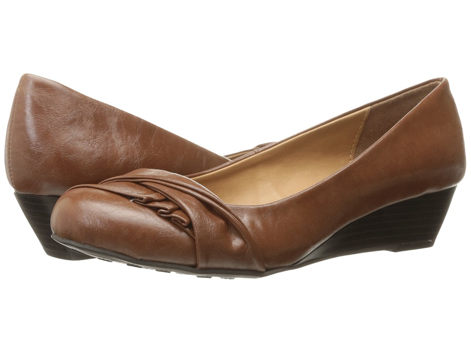 Dirty Laundry - DL Make It Right (Cognac) Women's Flat Shoes