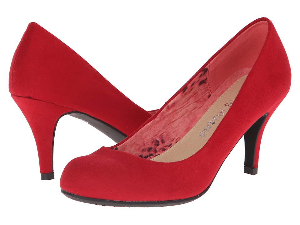 Dirty Laundry - DL No One Else (Chili Red) Women's 1-2 inch heel Shoes