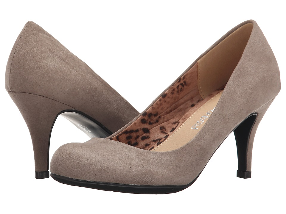 Dirty Laundry - DL No One Else (Dark Taupe) Women's 1-2 inch heel Shoes